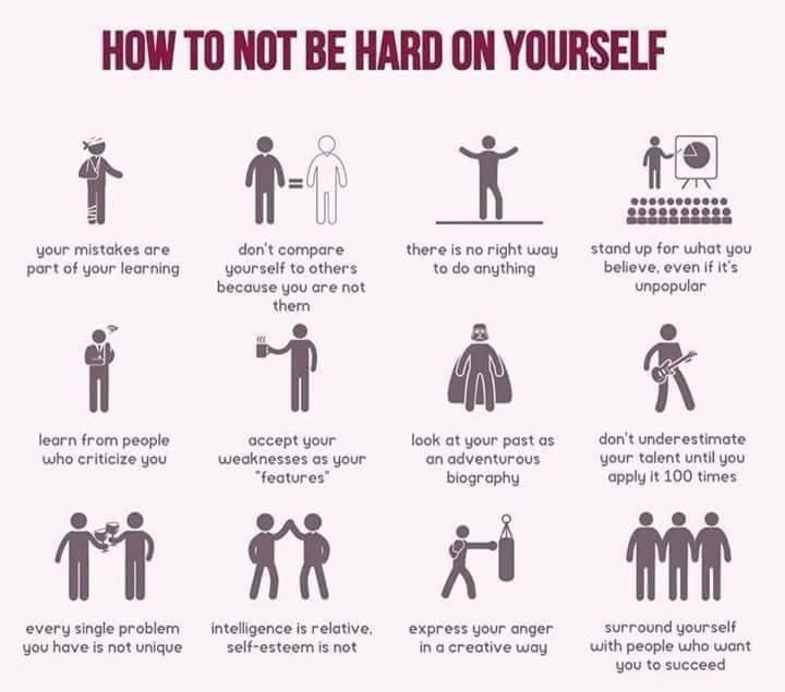 How Not to be Hard on Yourself #JoyfulLeaders #principalsinaction #leadupchat