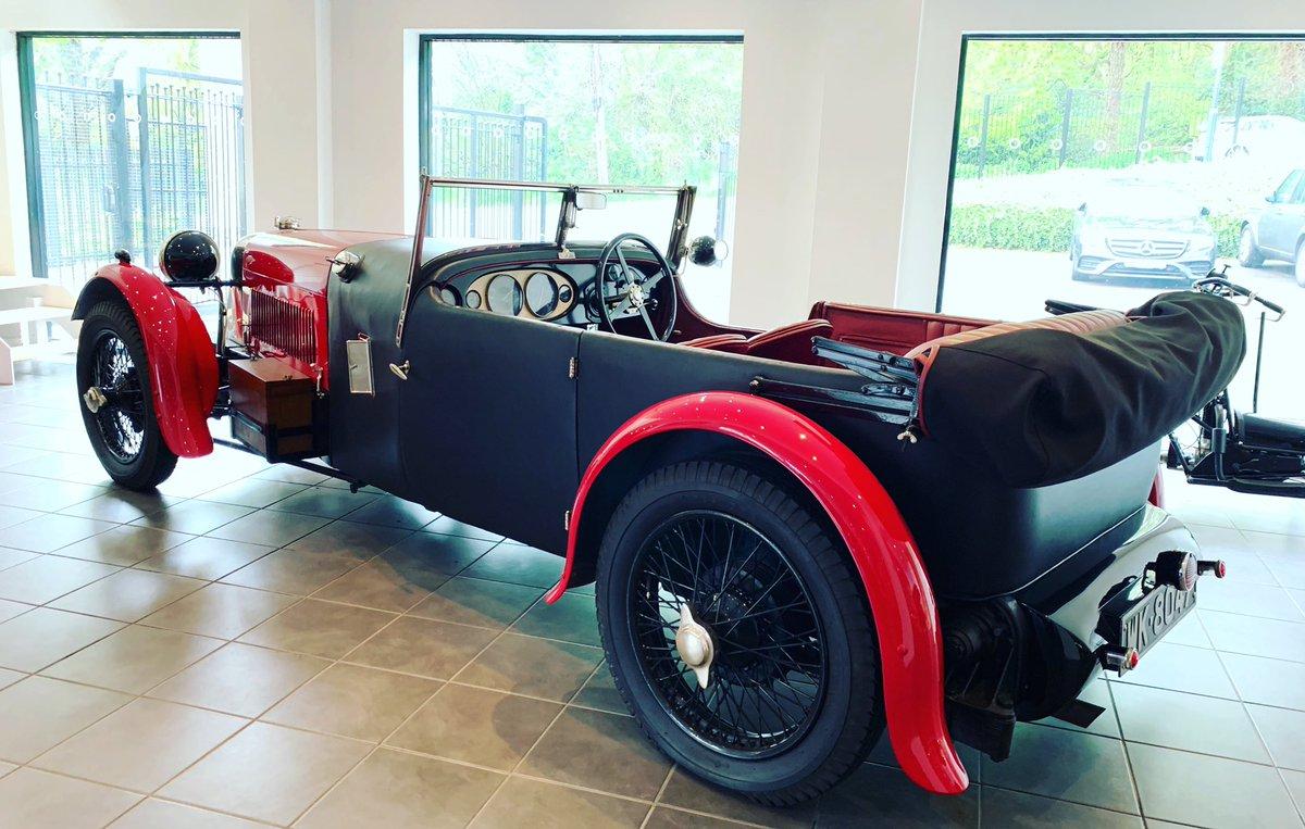 Alvis Car Company On Twitter The 1928 Alvis Fwd Was A Milestone