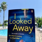 Image for the Tweet beginning: Today's review is #ILookedAway by