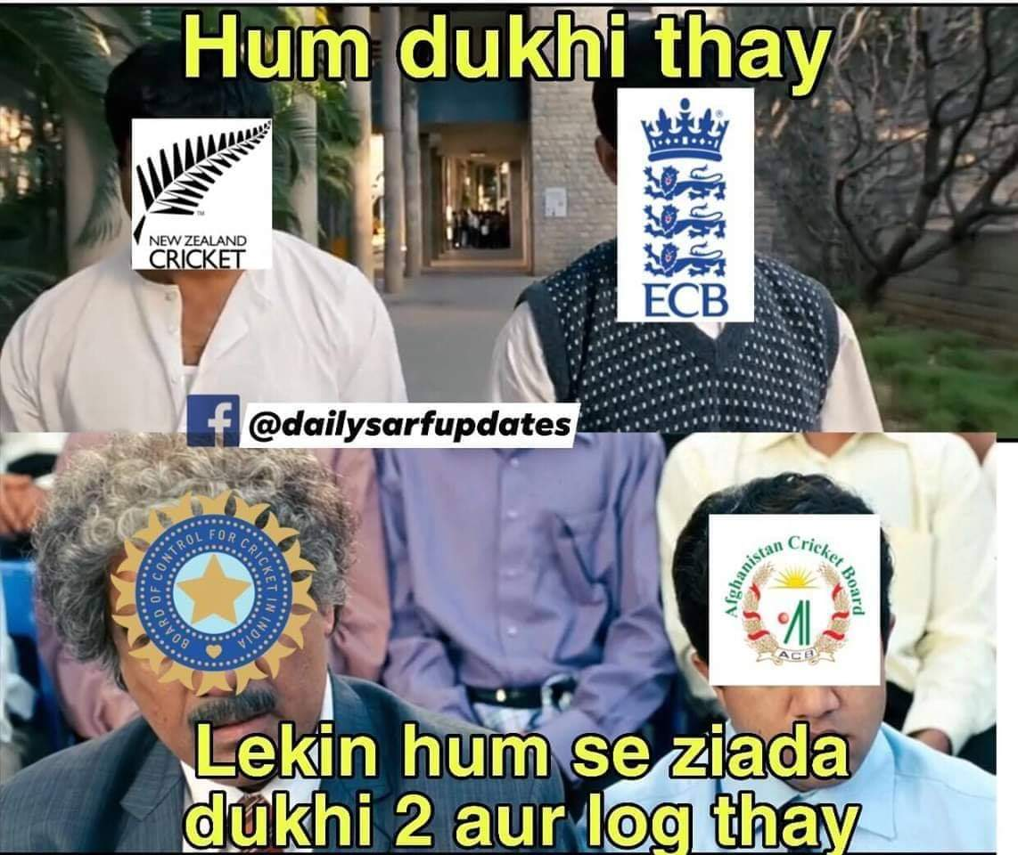 This is epic 😂#CWC19 #PAKvNZ #INDvWI