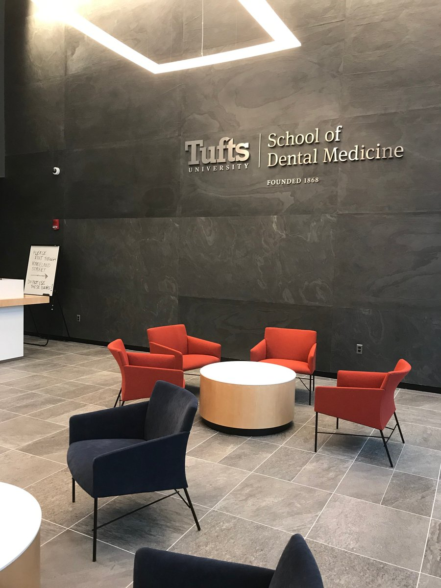 Tufts University School of Dental Medicine (@TuftsDental