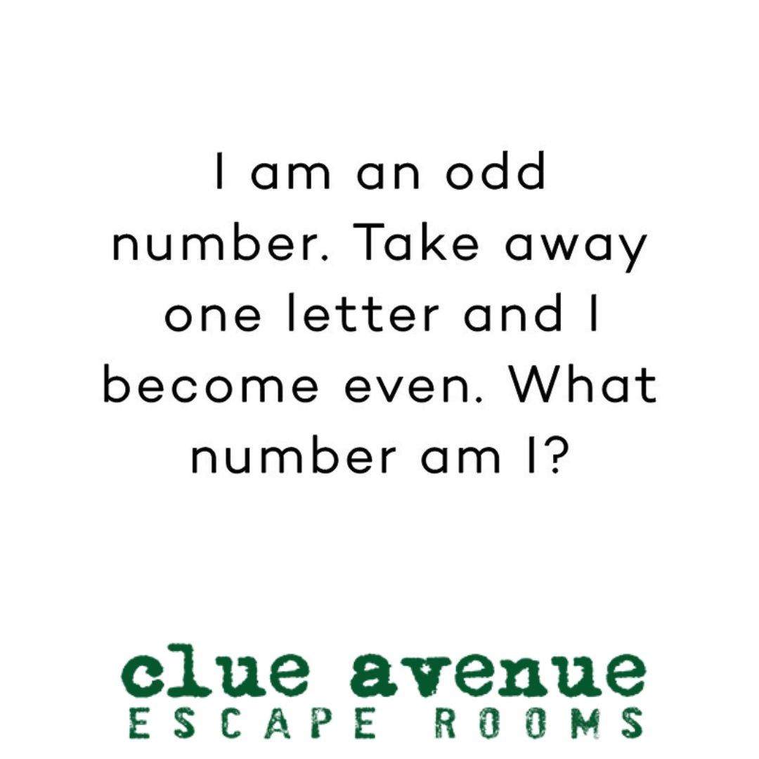 Clue Avenue Escape on Twitter:
