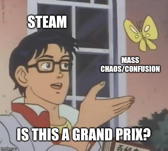 Steam on Twitter: