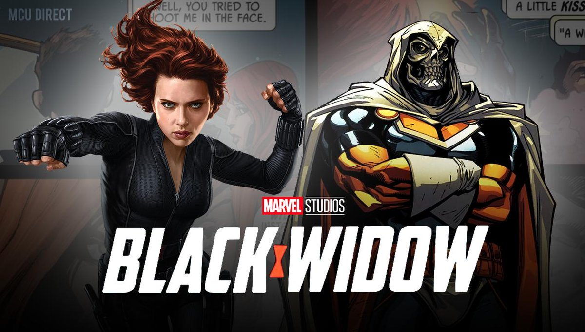 Mcu Direct On Twitter New Photos From The Set Of The Black Widow