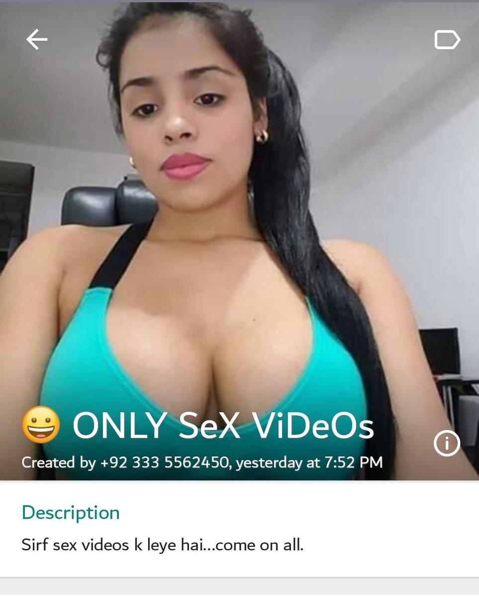 Whatsapp video sex WhatsApp Sex