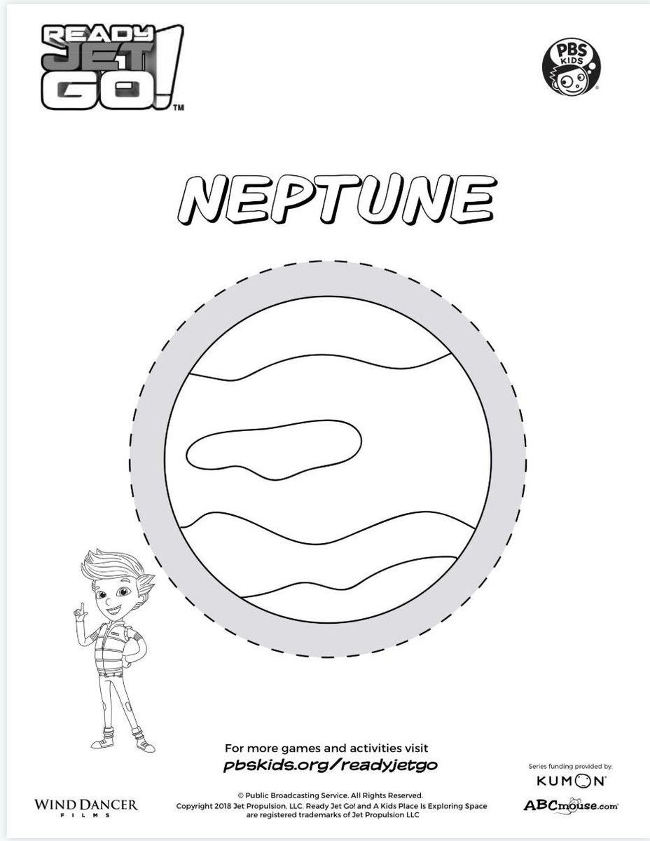 Pbs Kids On Twitter Happy Readyjetgopbs Week This Week We Re Traveling Through Space With Videos Coloring Pages And Activities About Each The Planets Let S Start With A Tune About Our Solar System