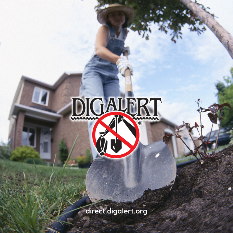 Why contact DigAlert first?  There is no way to know if you will be damaging utility lines whenever…