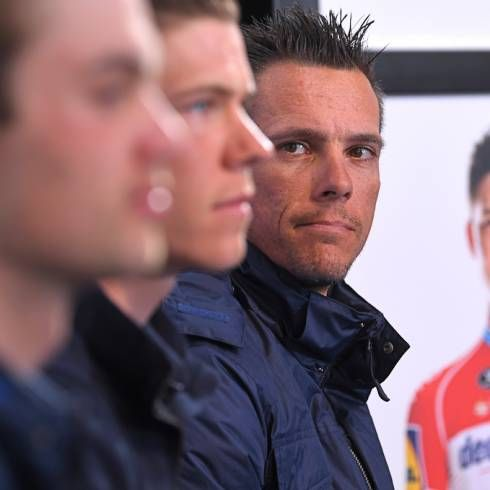 Gilbert frustrated but philosophical after missing out on Tour de France place I think of my friend Chris Froome who now has much bigger problems says Deceuninck-QuickStep rider #TDF2019 cyclingnews.com/news/gilbert-f…