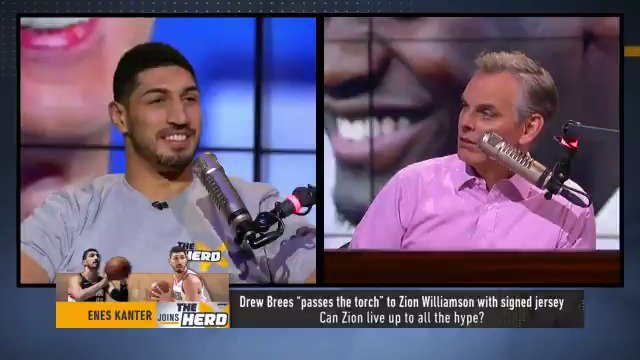 Enes Kanter Is Getting Crushed For What He Said About Zion Williamson