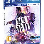 Image for the Tweet beginning: Blood and Truth PS4/PSVR -