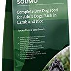 Image for the Tweet beginning: Amazon Solimo dry dog food