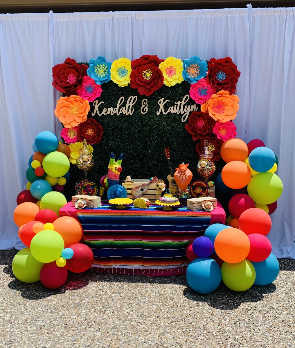 L Riliece Events On Twitter Fiesta Fiesta It S A Fiesta Graduation Pool Party For Twins Kendall And Kaitlyn Contact Us Today About Your Upcoming Event Eventstylist Balloongarland Balloondecor Fiesta Fiestatreattable Fiestatheme
