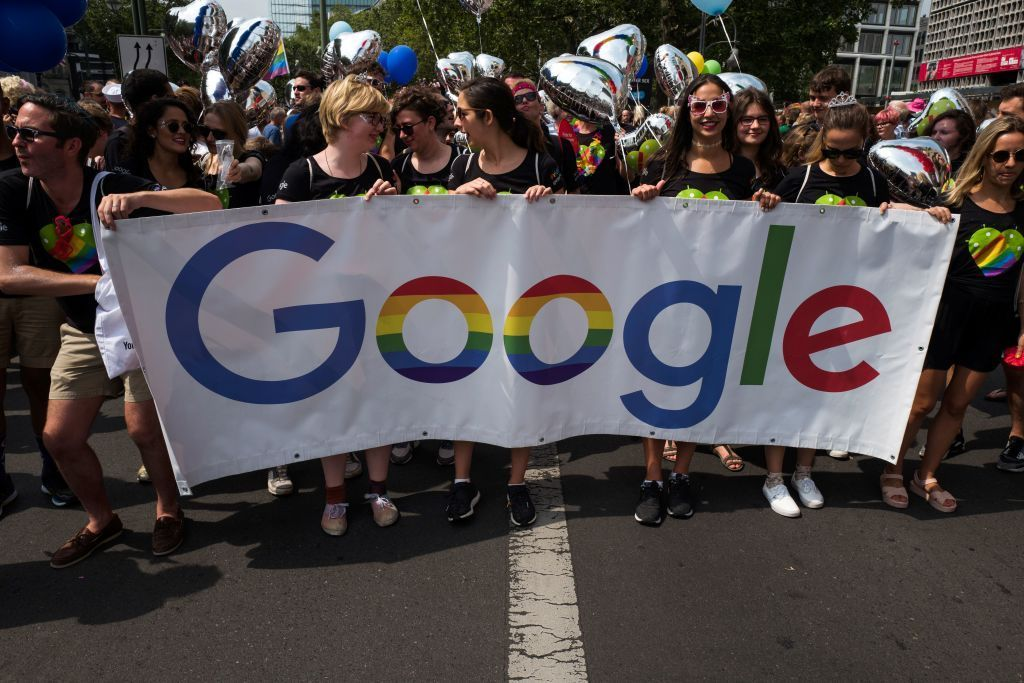 SF Pride says it won't exclude Google from the Pride parade https://tcrn.ch/2KEByUE by @meganrosedickey