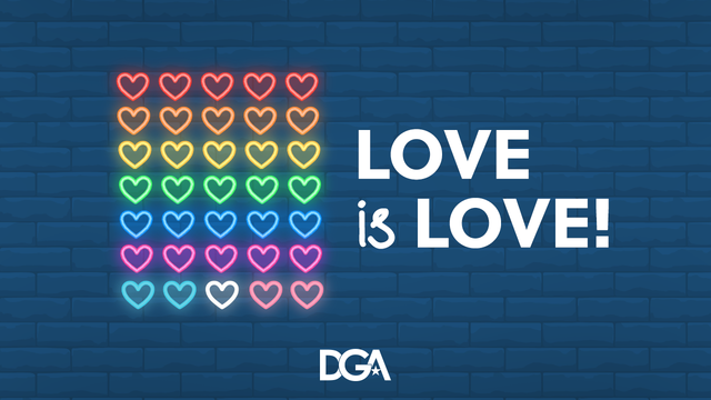 Today marks the four-year anniversary of SCOTUS' ruling on marriage equality!   Dem Govs have been on the right side of history and continue to lead the way for LGBTQ equality. #LoveWins