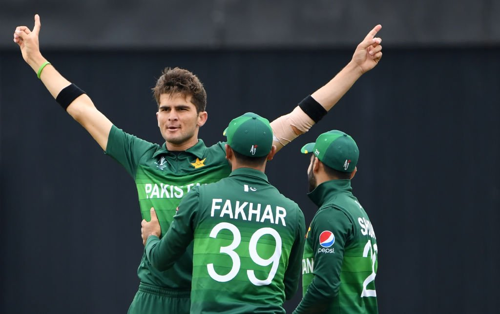 How good was this man today?!Just 19 years old, his brilliant 3/28 set the tone for a hugely important victory.#CWC19 | #NZvPAK | #WeHaveWeWill