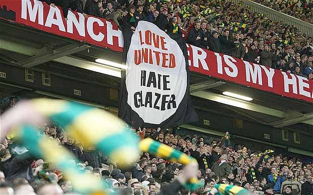 #GlazersOut trending again...   Whilst it may not get rid of them, it will definitely be something that concerns Woodward & Co. given how much they love social media trends and statistics. #MUFC https://t.co/j7W3CUo6Fh