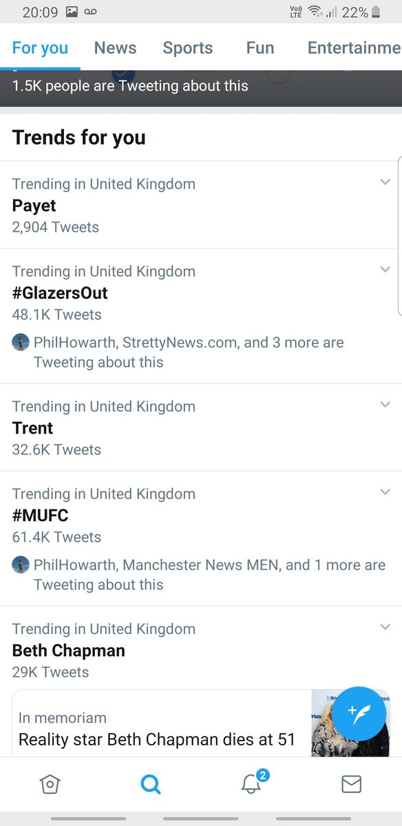 @TotallyMUFC #GlazersOut doing well over here in Scotland too. Lets keep it up Reds! https://t.co/ASnmLvF9KH