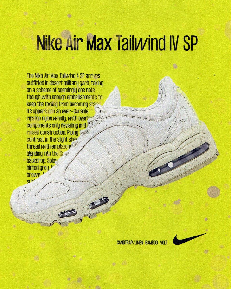 nike air max tailwind 4 sp qs