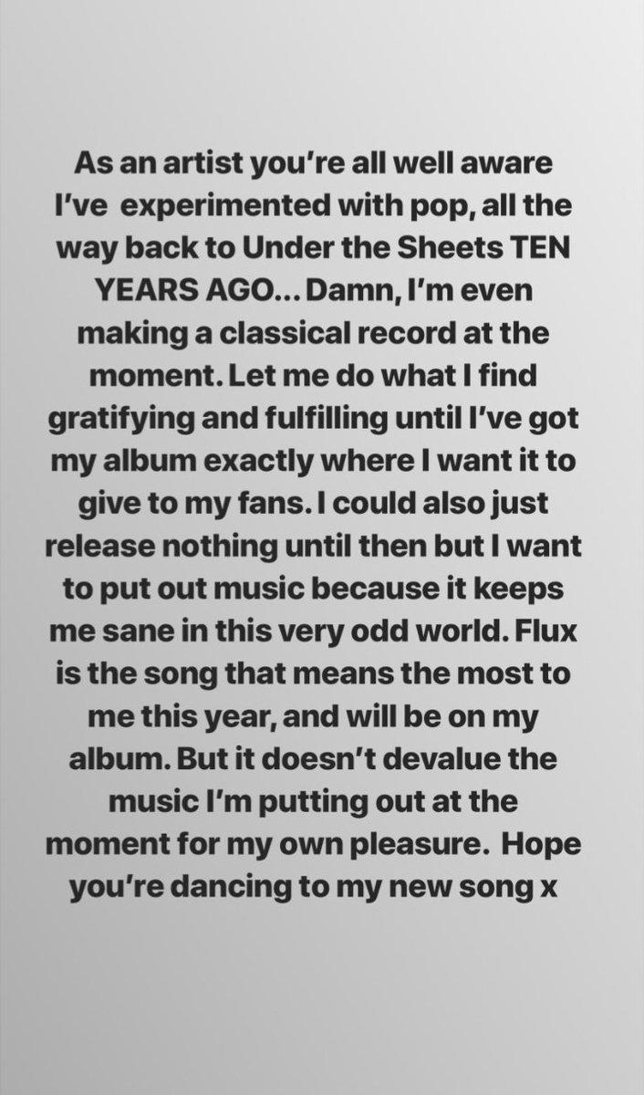 """Após críticas dos fãs sobre lançamentos recentes, Ellie Goulding posta textão se defendendo: """"Posso passar minha voz por onde eu quiser"""""""