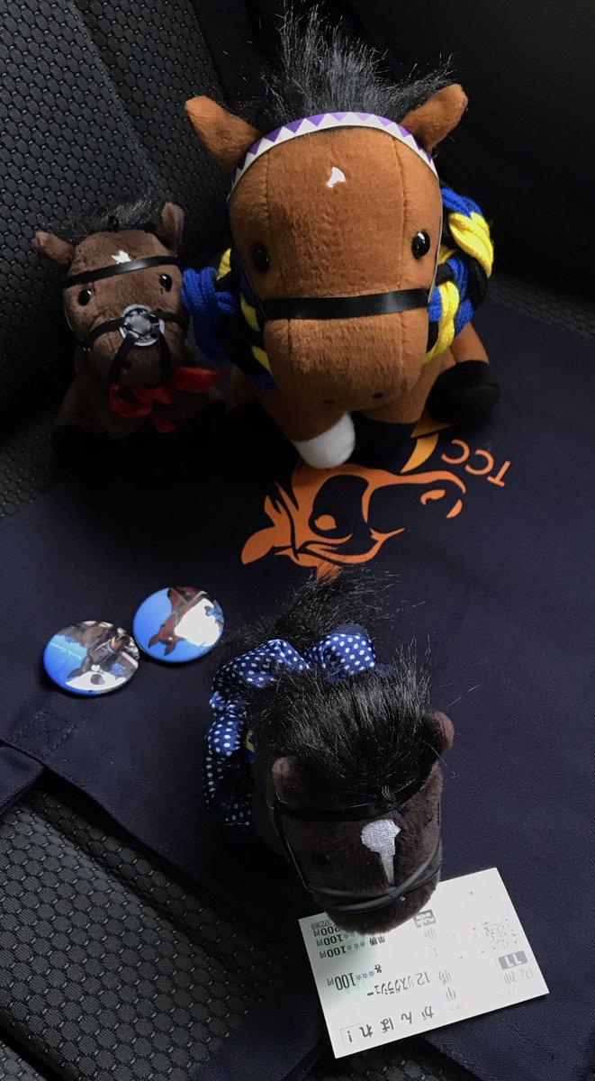 ソウルスターリング  「リス、あなたほんと強くなったわね。……私は……」  マカヒキ&レイデオロ (……💦)  サトノダイヤモンド  「あっマッカヒ…」  マ&レ (空気読めっっ💦)  アーモンドアイ  (オークス先輩……🥺)  次走 ソウルスターリング  クイーンS(予定) みんなで応援するよ〜🐎