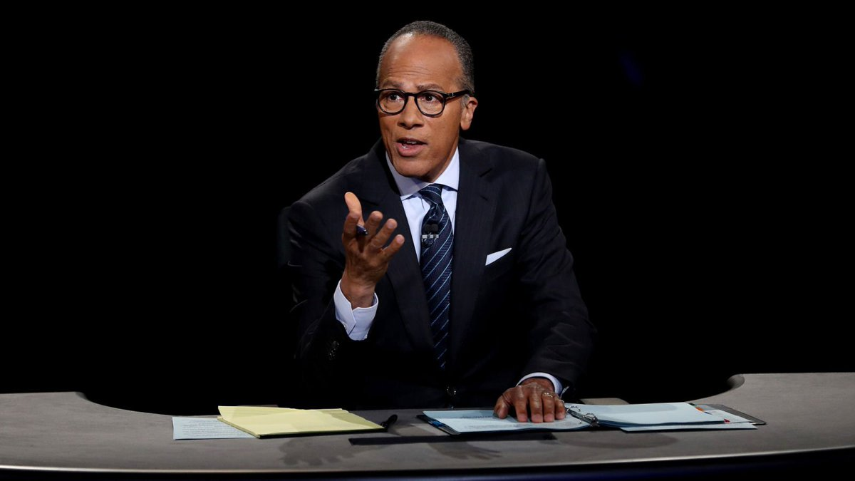 @TheOnion's photo on Lester Holt