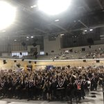 Image for the Tweet beginning: Congratulations BR graduates, families and