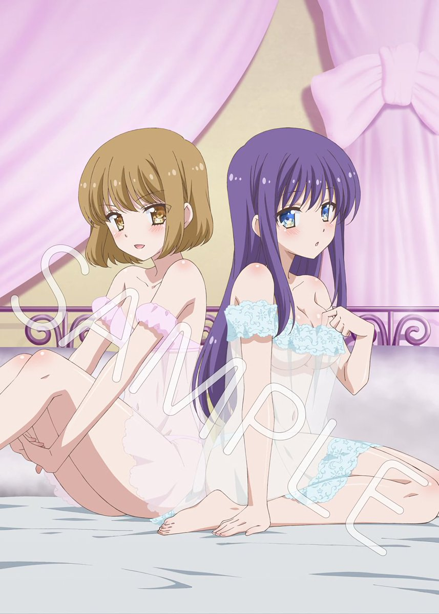 Pragmático Holdings On Twitter Midara Na Ao Chan Wa Benkyou Ga Dekinai Ao Y Miyabi Aochan Anime Anime