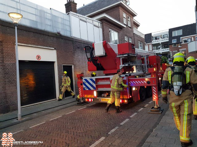 Toeters en bellen vanwege brand in plantenbak https://t.co/4omuT0An6R https://t.co/xt9yiEivt8