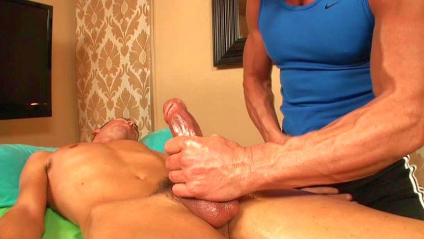 Kinky muscle porn