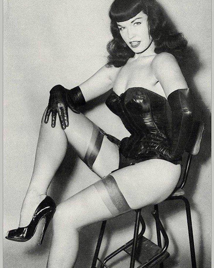 Bettie Page Queen Of Bondage