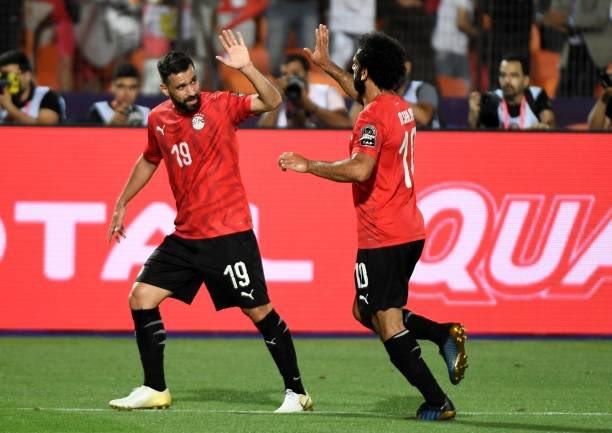 منتخب مصر يتأهل لدور الستة عشر ببطولة كأس الأمم الأفريقية 27