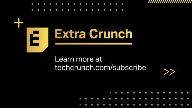 Extra Crunch is your exclusive access to analysis of successful startups, company building resources and more. Sign up today: https://techcrunch.com/subscribe