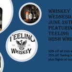 Image for the Tweet beginning: Whiskey Wednesday - Whiskey Wednesday