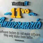 Image for the Tweet beginning: 11 años y contando... Muchas