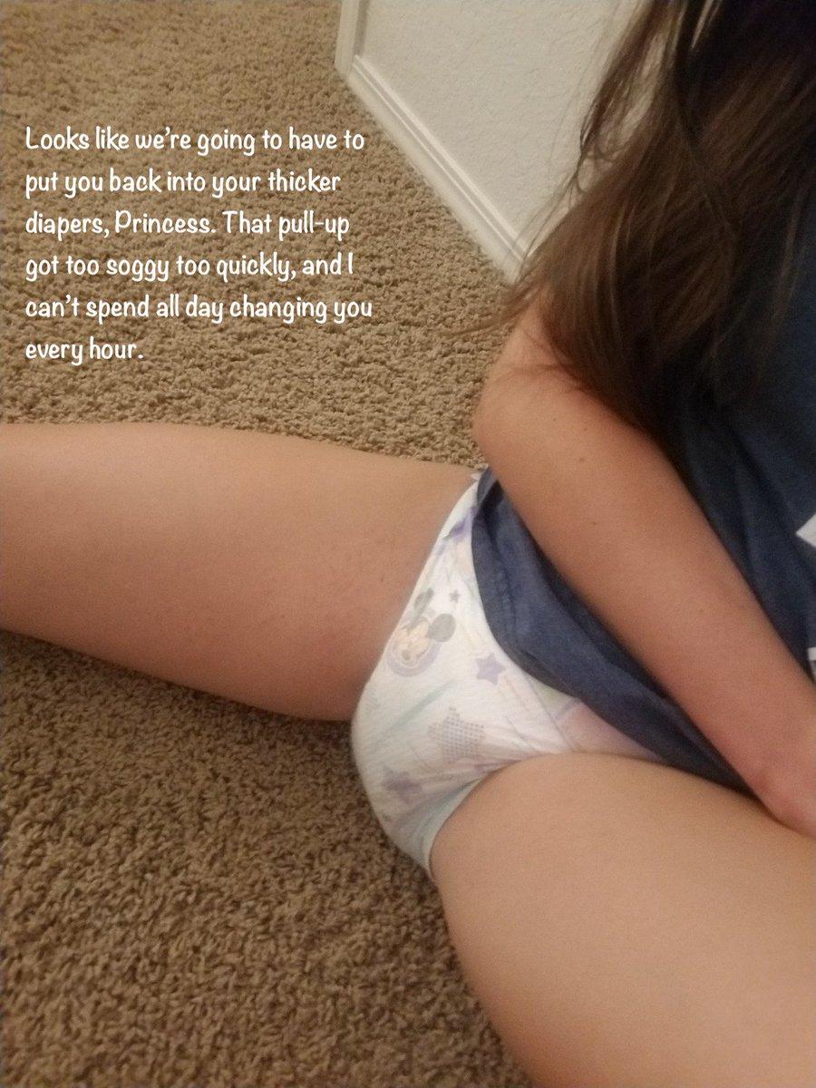 Diaper girl stories