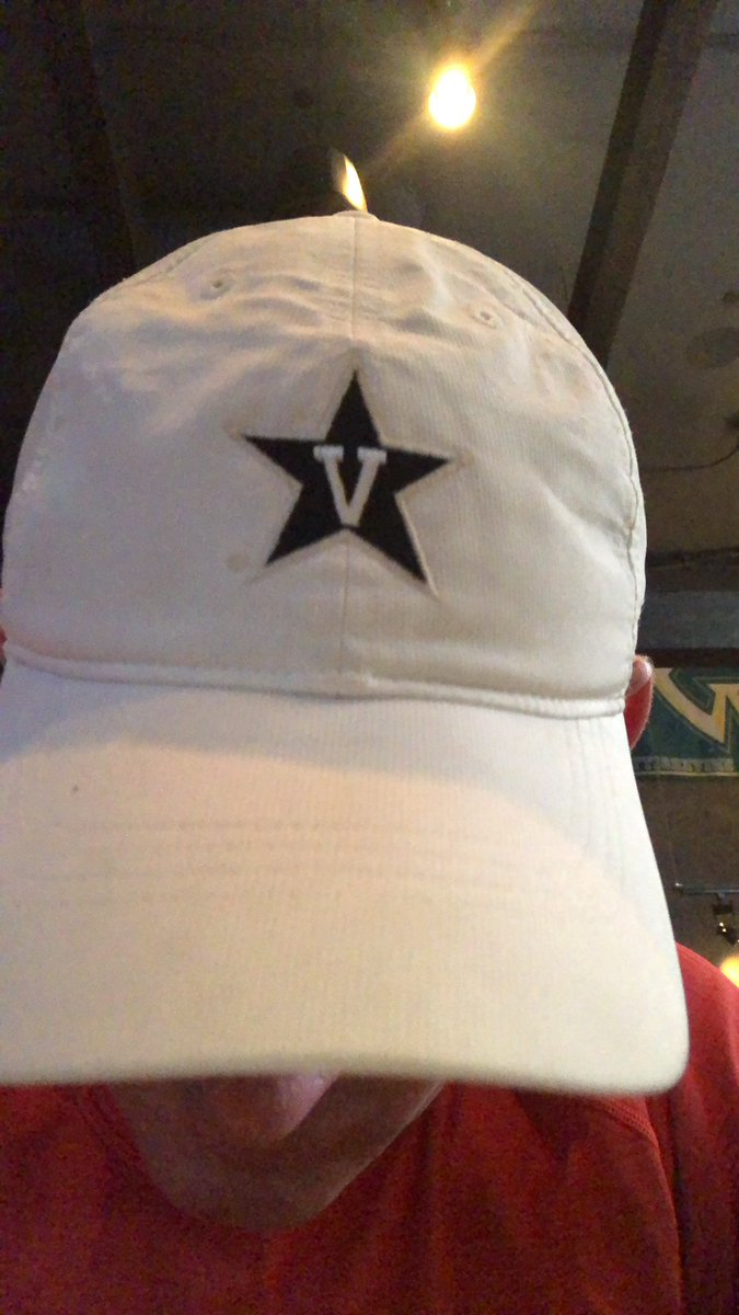 Let's do this @VandyBoys !!! Cheering from behind enemy lines in Detroit.. #AnchorDown
