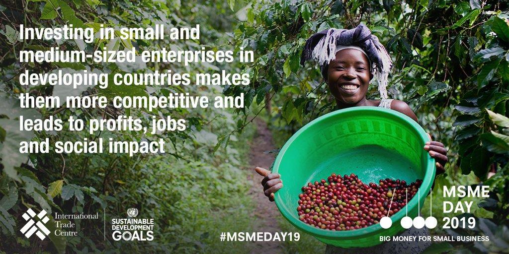 Jamaica celebrates #MSMEDay19   #MSMEs #Entrepreneurship #socialenterprise #smallbusiness
