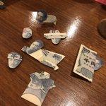 千円札が七変化!?隣のおじさんが折り紙の技見せてくれた!