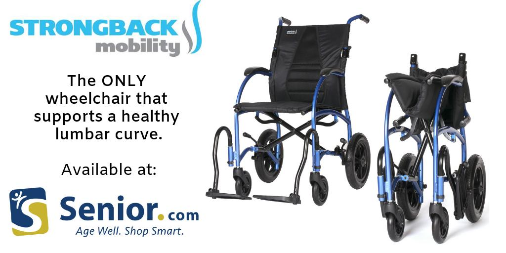 Our Strongback wheelchair is designed to support your back for comfort: http://ow.ly/yasF50mzHAX  #Mobility #Pain #Backpain #Aging #Seniors #Caregiving #Caregivers #SeniorLiving #SEniorLife #SeniorCare #Care #AssistedLiving #ElderlyCare #Mom #Dad #Family #Medicare #Health #Aging