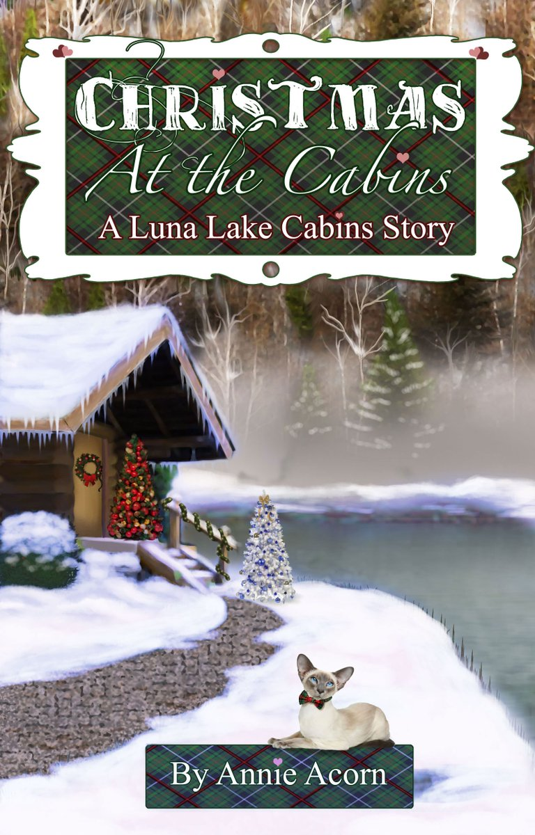NOW in Audiobook Christmas at the Cabins written by me and narrated by Shelley Applebaum http://amzn.to/2A0Twso and http://adbl.co/2zaFcMI or http://apple.co/2hWoNbj #audiobook #Christmas #Romance #Family #TW4RW #SNRTG #IARTG #authorRT