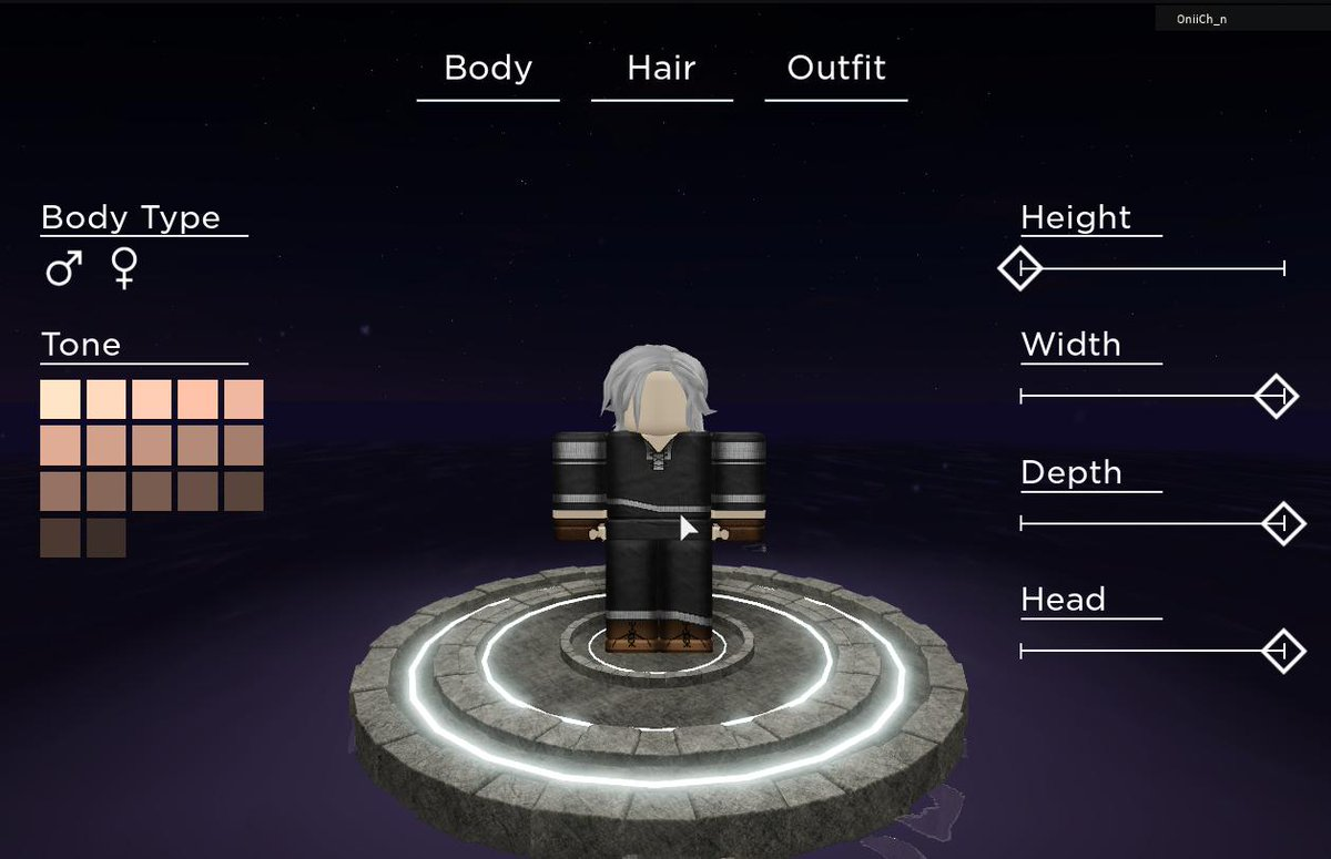 This is the ideal Astral:Hearts character proportions. You may not like it, but this is what peak performance looks like. #RobloxDev