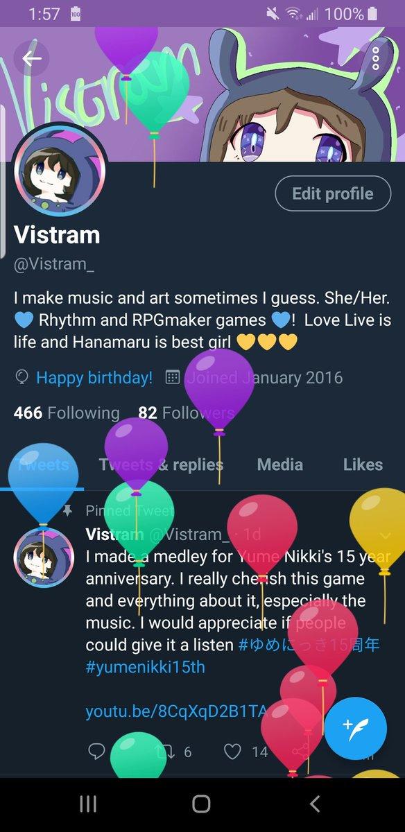 Vistram - @Vistram_ Twitter Profile and Downloader | Twipu
