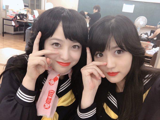 橋本環奈のTwitter画像43