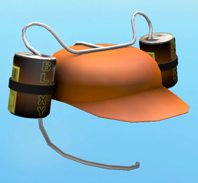 Ivy On Twitter Unused Mar 2010 Roblox Hat Bloxy Cola An Early