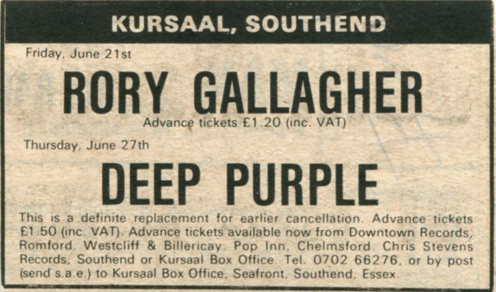 D CKQiZWsAAKS 1?format=jpg - Southend's Kursaal 50 years on