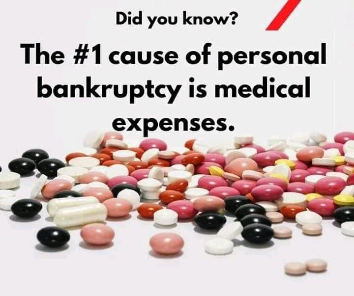 medical expenses, bankruptcy reason