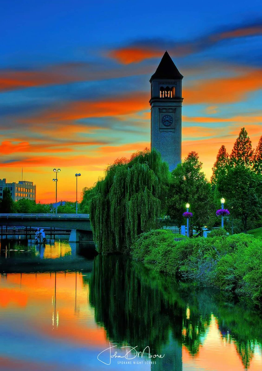 John D Moore On Twitter Random Sunsets In Spokane Wa Spokane Sporiverfrontpk Spokaneparks Wearespokane Visitspokane Downtownspokane Spokanehouse Visitspokane Avistautilities Dtree Spokane Hotelrlspokane Davenportgrand Spokanecity