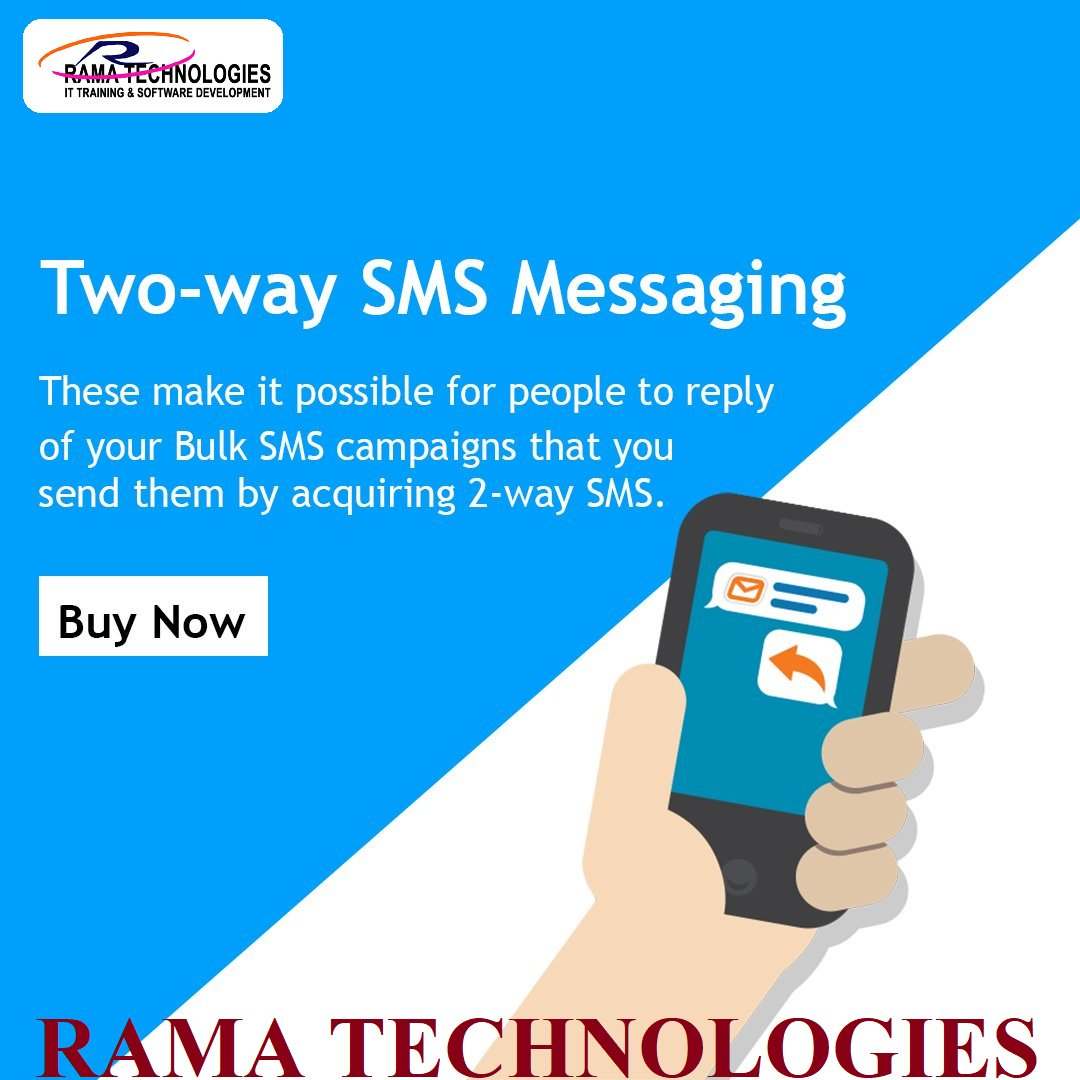 two_way_sms hashtag on Twitter