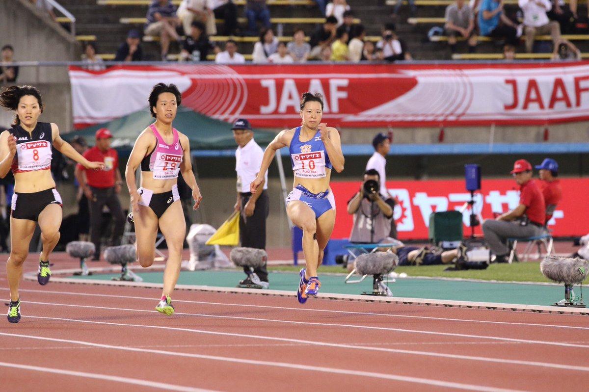 選手権 結果 日本 陸上
