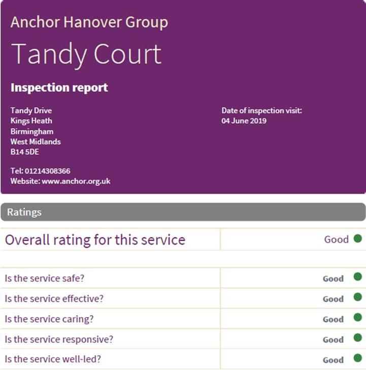 Tandy Court Twitter post